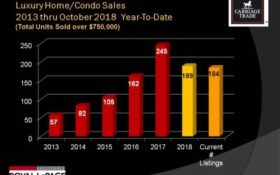 Southern Georgian Bay Luxury Home & Condo Sales Soften in 2018